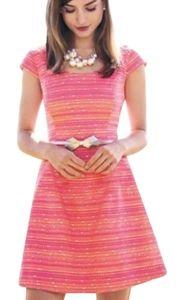 Lilly Pulitzer Rylan Pink Tweed Dress